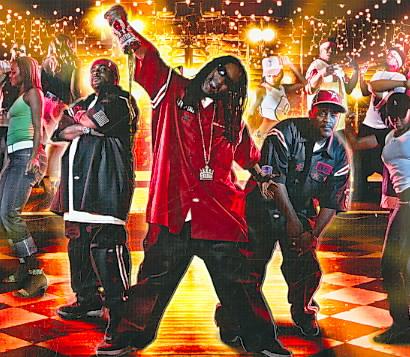 Tvt Records Rap, Hip-hop