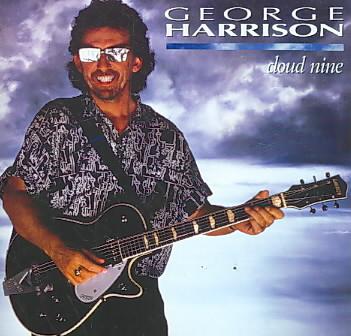 CLOUD NINE BY HARRISON,GEORGE (CD)