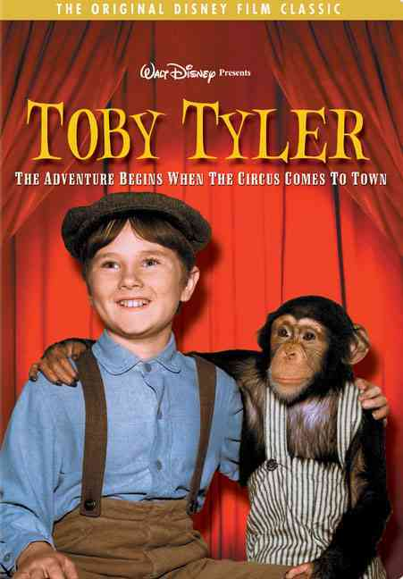 TOBY TYLER BY CORCORAN,KEVIN (DVD)